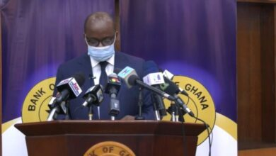 Photo of Bank of Ghana keeps policy rate at 14.5%