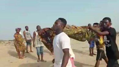 Photo of Apam: Bodies of 11 drowned teenagers retrieved