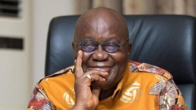"Photo of #NanaAt77: ""My mind dey for you."" Rebecca, others wish Akufo-Addo happy birthday"