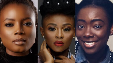 Photo of Irene Logan, Abiana, Poetra Asantewa billed for Entertainment Achievement Awards
