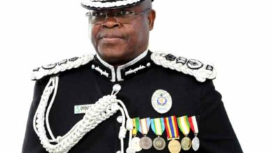Photo of IGP makes changes at regional commands