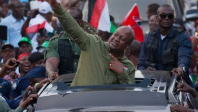 Photo of Mahama may not contest Election 2024, say top NDC officials