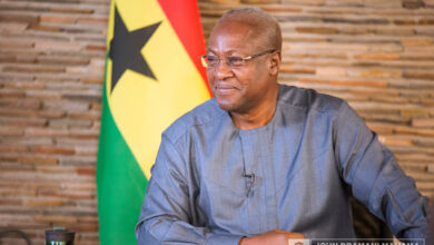 Photo of 'Jean Mensa's refusal to testify an embarrassing stain on Ghana's judiciary and elections' – Mahama