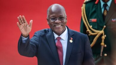 Photo of President John Magufuli of Tanzania dies aged 61