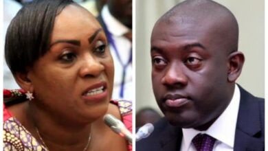 Photo of Parliament approves Oppong Nkrumah, Koomson, Akoto after midnight vote