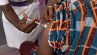 Photo of COVID-19 Vaccination Begins in Volta; Over 14,000 Health Workers to Receive Jabs