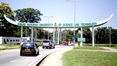 Photo of 3 KNUST students die in 2 separate accidents