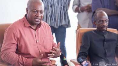 Photo of Asiedu Nketiah's testimony was taken out of context just to dismiss petition – Mahama