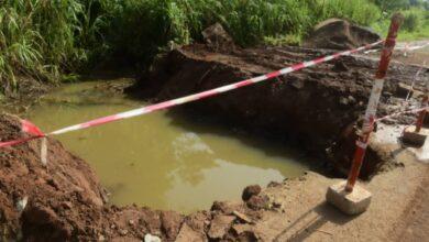 Photo of Repair works begin on Ho-Accra Highway following JoyNews report