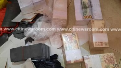 Photo of 43-year-old man in possession of fake currency arrested at Kasoa