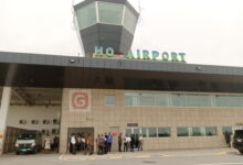 Photo of Commercial flights at Ho Airport starts in 2 weeks