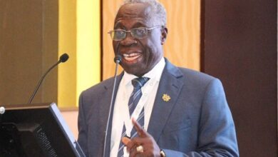 Photo of Osafo-Maafo now Senior Presidential Advisor to Akufo-Addo