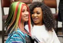 Photo of Jail sentence for Akuapem Poloo is too harsh – Cardi B