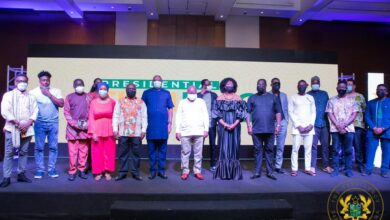 Photo of Nana Addo launches $25 million Presidential Film Pitch Series