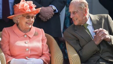 Photo of Prince Philip, husband of Queen Elizabeth dies at 99