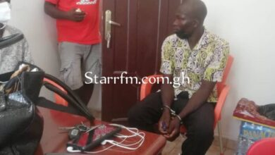 Photo of Somanya: Husband arrested for allegedly killing wife at guest house