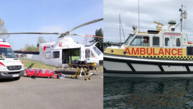 Photo of Ghana Ambulance Service demands air and marine ambulances for emergency cases