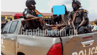 Photo of One Kasoa teenage 'ritual money' murder suspect is 15-years – Court told