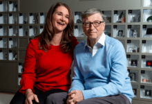 Photo of Bill Gates divorces wife after 27 years of marriage