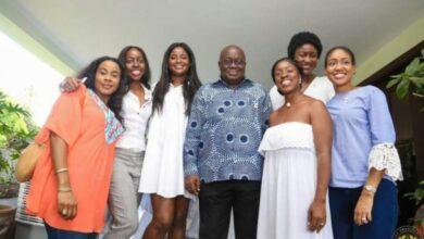 Photo of Meet the beautiful family of President Nana Addo Dankwa Akufo-Addo