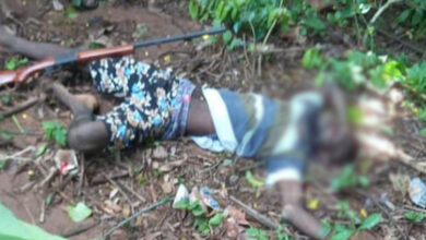 Photo of Alavanyo: Man shoots himself dead after failed attempt to kill 'cheating' girlfriend