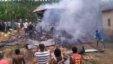 Photo of 'Our fire tender was faulty' – GNFS explains use of taxi to fight Begoro fire
