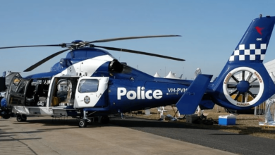 Photo of IGP announces establishment of Air wing of Ghana Police