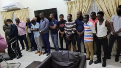 Photo of National Security bust fake currency gang involved in over $5m scheme at airport