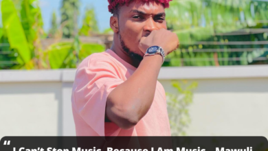 """Photo of """"I Can't Stop Music, Because I Am Music"""" – Mawuli Younggod Brags"""