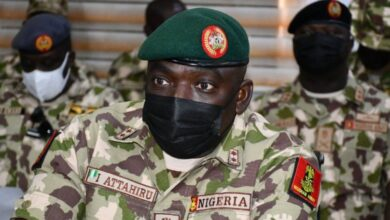 Photo of Akufo-Addo consoles Nigeria over loss of Army Chief