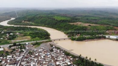 Photo of Phase 4 of 'Operation Halt' begins on Ankobra River with 401 soldiers