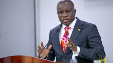 Photo of Dominic Nitiwul challenges Ghanaians to report top government officials involved in illegal mining