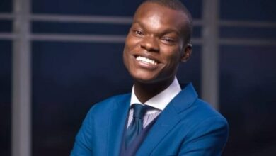 Photo of Citi FM journalist, Caleb Kudah allegedly picked up by National Security operatives