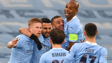 Photo of Man City Beats PSG in Champions League semis