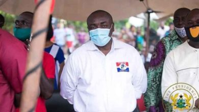 Photo of Kwabena Agyepong welcomed back to NPP after 6 years suspension