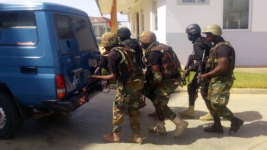 Photo of Ghana Armed Forces to conduct anti-terrorism training
