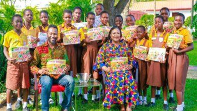 Photo of Africa should create a better future for children – Rebecca Akufo-Addo