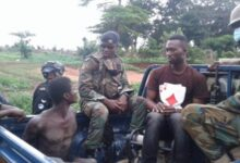 Photo of Security taskforce arrests two notorious illegal miners