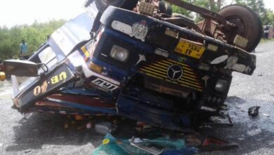 Photo of Fire officer perishes in car crash