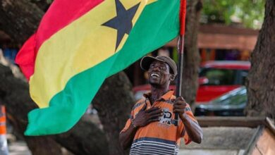 Photo of GHANA RANKED 2ND MOST PEACEFUL COUNTRY IN AFRICA