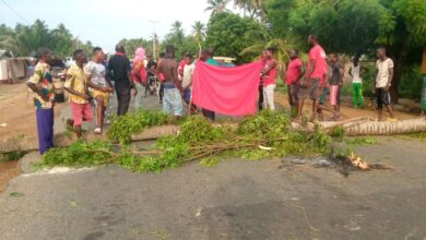 Photo of We Lost Everything, Act Now – Protestors to Government