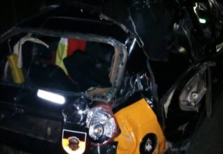 Photo of Tears as journalist passes on in gory accident