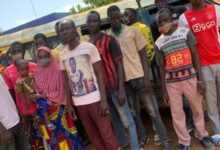 Photo of 26 Burkinabes arrested for entering Ghana illegally sent back