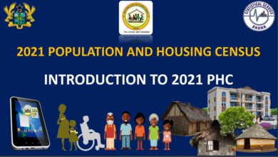 Photo of 2021 Census: 93% of Households Enumerated So Far In Volta Region