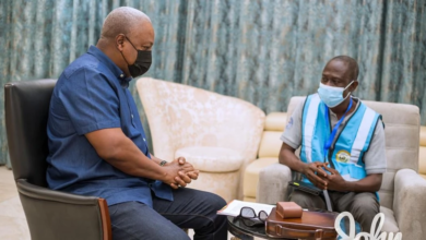 Photo of Get counted – Mahama encourages Ghanaians