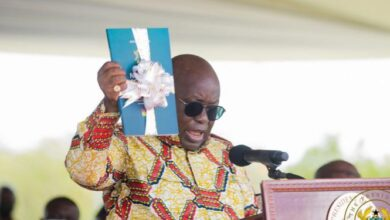 Photo of Akufo-Addo launches Ghana's first national security strategy document