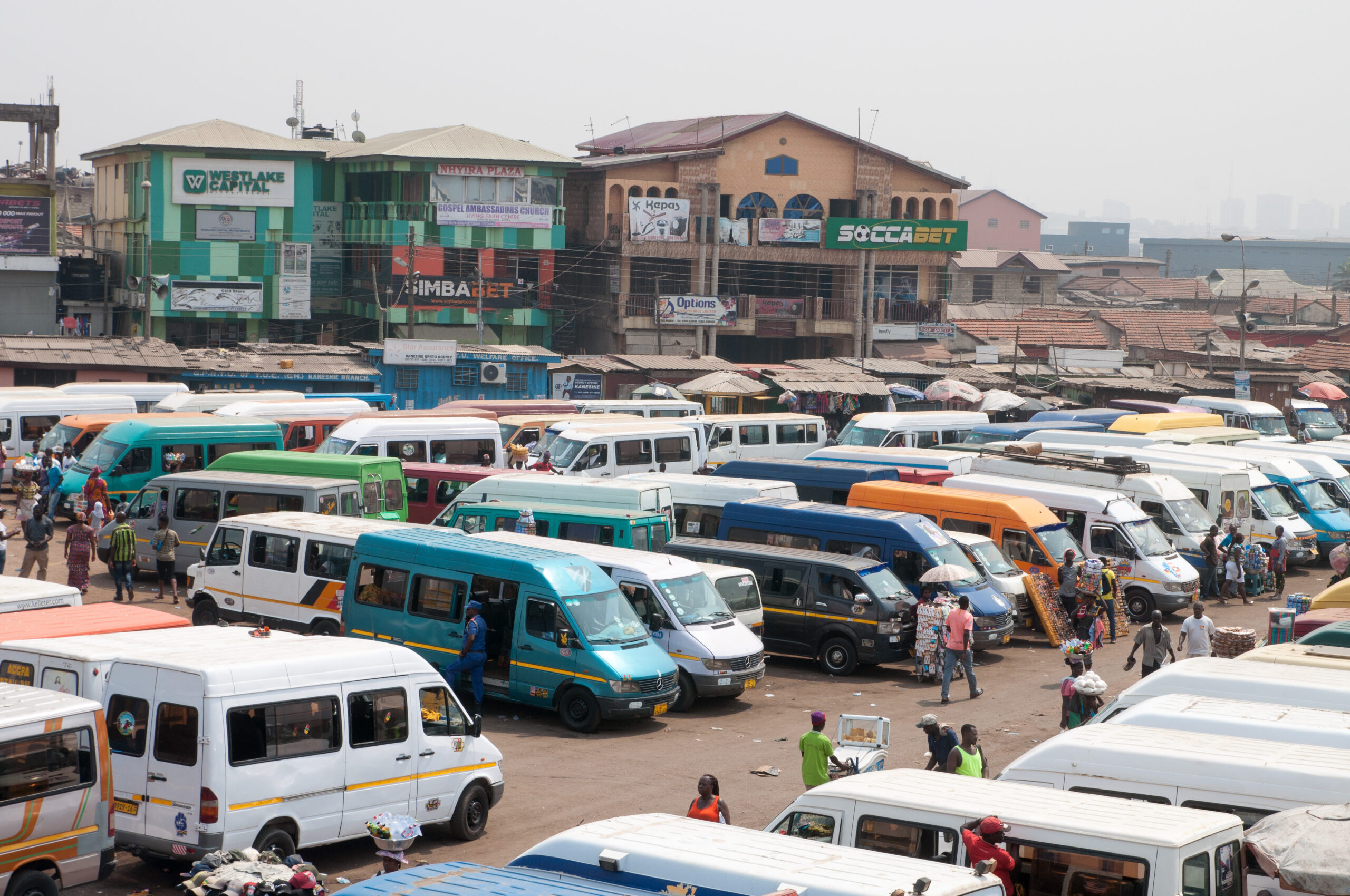 Photo of Transport fares go up by 13% effective June 5