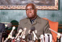 Photo of Zambia's first president, Kenneth Kaunda dies aged 97