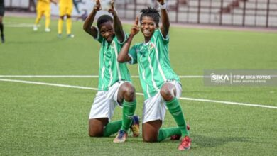 Photo of Hasaacas Ladies beat AS Police to progress in CAF Women's Championship qualifiers
