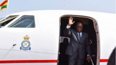 Photo of Akufo-Addo attends Global Education Summit in UK